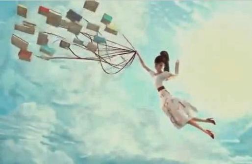 os fantasticos livros voadores